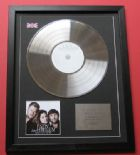 LADY ANTEBELLUM - Need You Now CD / PLATINUM PRESENTATION DISC